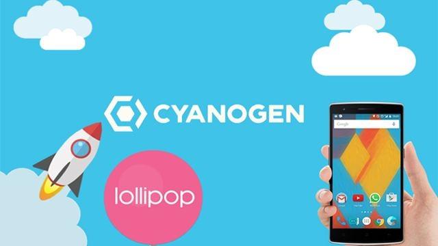 CyanogenMod 12'nin Ekran Görüntüleri Paylaşıldı