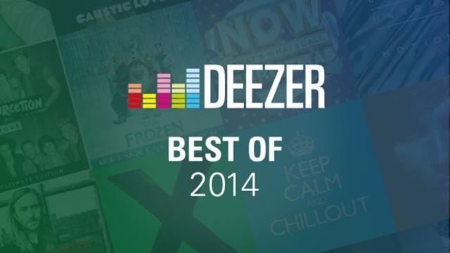 Deezer Türkiye, 2014'te En Çok Dinlenen Şarkılar Listesini Paylaştı