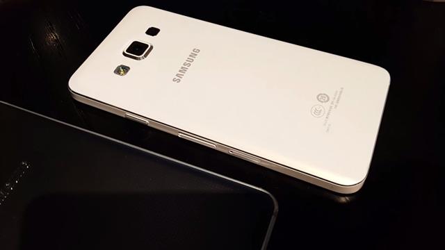 Galaxy A3'ün Özellikleri Sızdırıldı