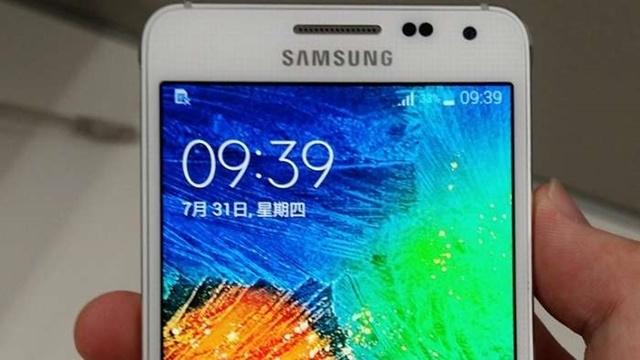 Galaxy A7'nin Tüm Özellikleri Ortaya Çıktı
