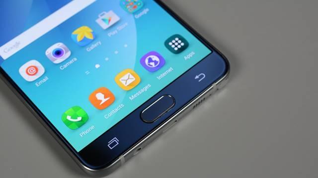 Galaxy Note 5 için Yeni Bir Güncelleme Paketi Yayınlandı