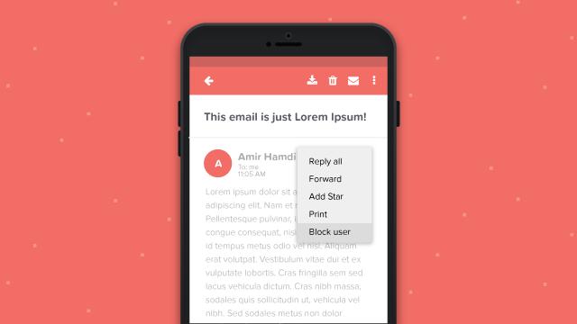 Gmail'de E-Posta Adresleri Nasıl Engellenir?