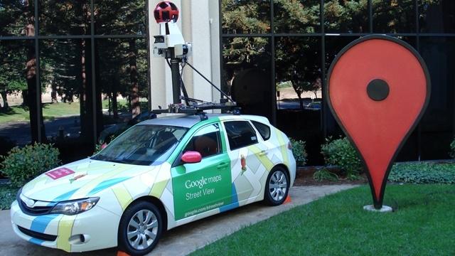 Google Street View Türkiye'de Kullanıma Sunuldu!