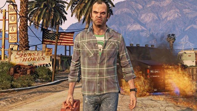 GTA 5 Steam Üzerinde Ön Siparişe Açıldı