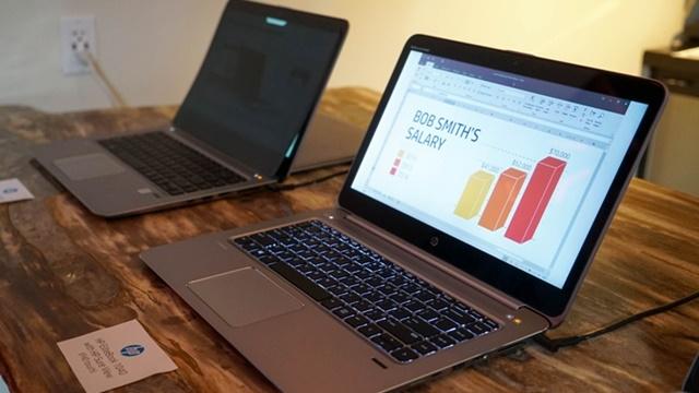 HP, Yeni Ekran Teknolojisiyle Görsel Casusluğa Son Veriyor!