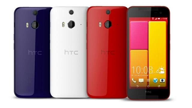 HTC Butterfly 2 Duyuruldu