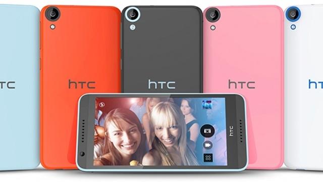 HTC Desire 820 Mini Göründü