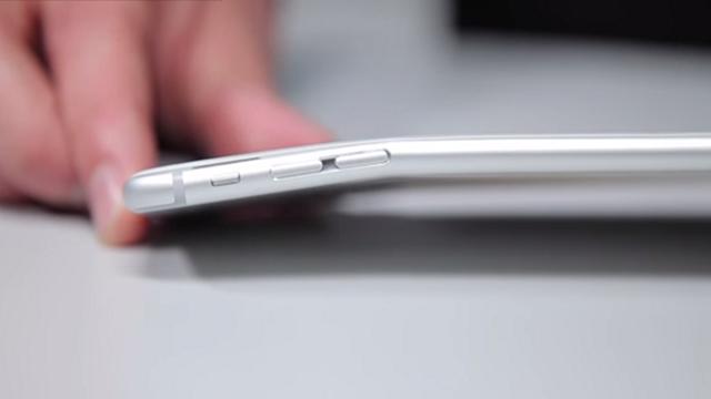 iPhone 6 Plus'ın Bükülme Problemi Çözüldü mü?