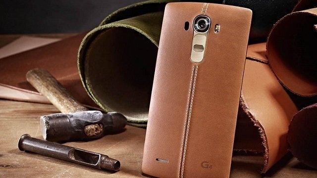 LG G4 Alanlar Ücretsiz Ekran Değişimi Yapabilecek!