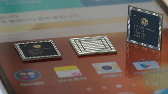 LG İlk Mobil İşlemcisini Tanıttı
