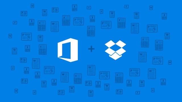 Microsoft ve Dropbox Önemli Bir İşbirliğine İmza Attı