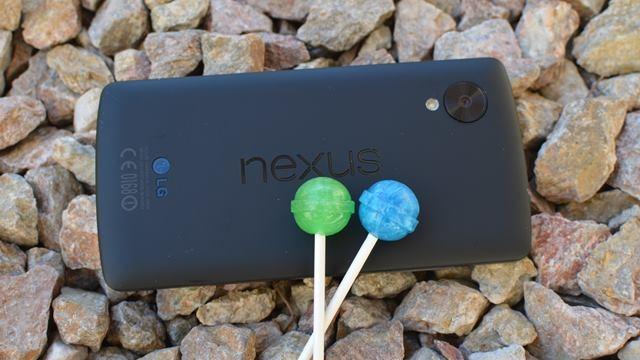 Nexus 4, Nexus 5 ve Nexus 9 LTE Modelleri için Android 5.1.1 Lollipop Yayınlandı