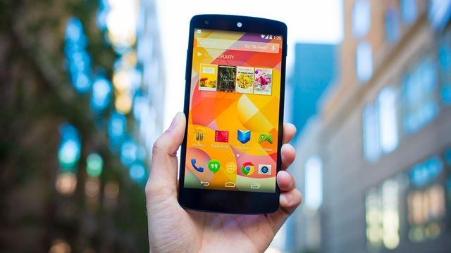 Nexus 5 için Android 5.0.1 Sürümü Yayınlandı