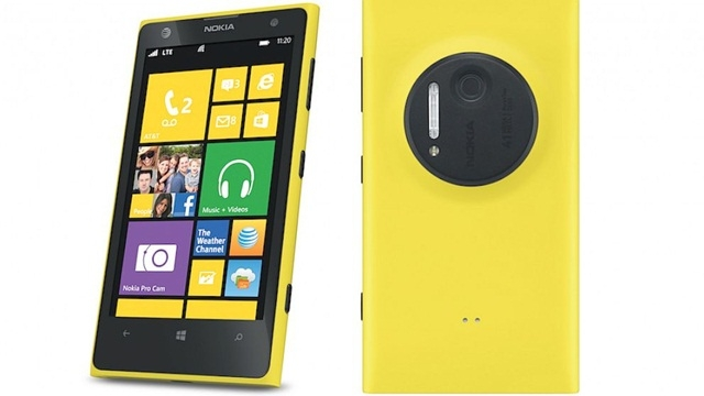 Lumia 1020'ye Veda Vakti