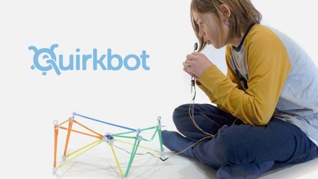 Quirkbot ile Kendi Robotlarınızı Oluşturun