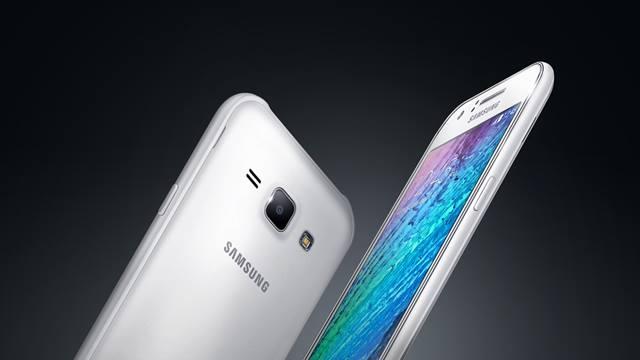 Samsung Galaxy J1 Resmiyete Kavuştu