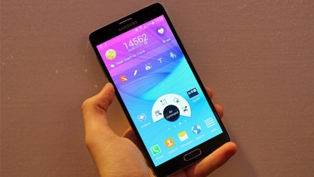 Samsung Galaxy Note 4 Avea'da