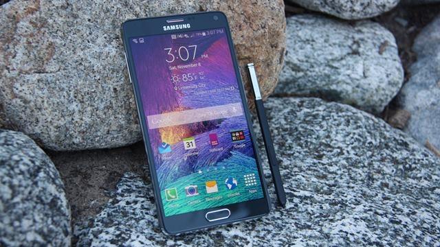 Samsung Galaxy Note 4 için Android Lollipop Güncellemesi Yayınlandı