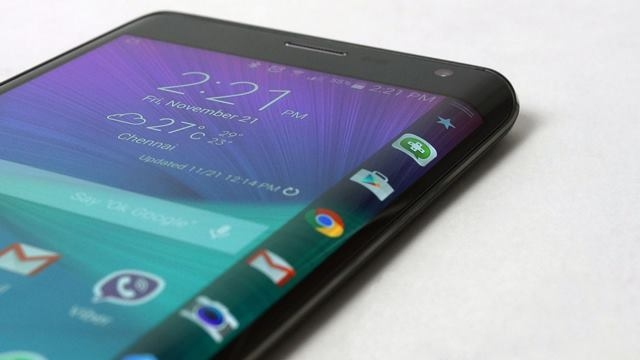 Samsung Galaxy Note Edge için Android 5.0 Lollipop Güncellemesi Yayında