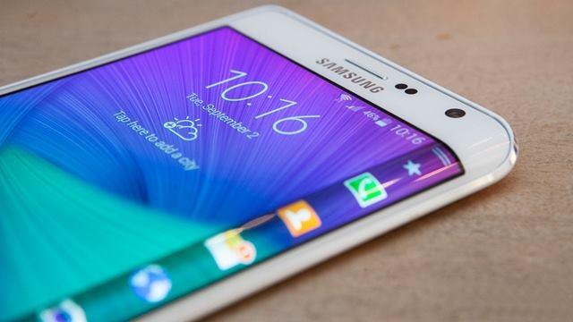 Samsung, Galaxy Note Edge'in Satış Rakamlarını Açıkladı