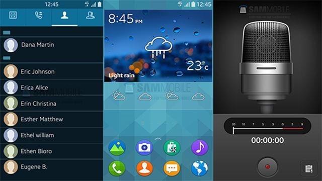 Samsung Z1 Detaylı Olarak Görüntülendi