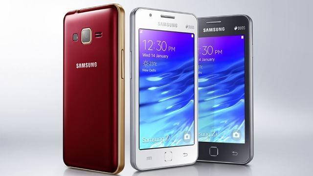 Samsung'un Tizen İşletim Sistemine Sahip İlk Telefonu Z1 Görücüye Çıktı