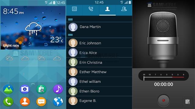 Tizen İşletim Sistemli Samsung Kiran'dan Yeni Sızıntılar Geldi