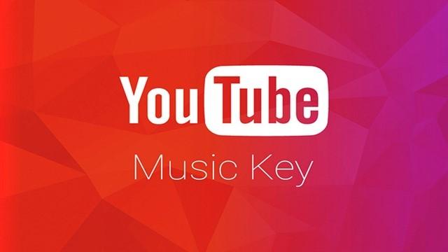 YouTube Music Key'in Üyelik Ücretleri Belli Oldu