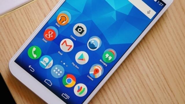 Yüklediğiniz Android Uygulamalarının Kısayolları Ana Ekrana Gelmesin