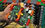 Legolardan Süperbilgisayar Yaptılar