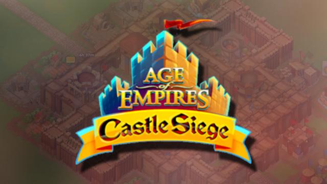 Age of Empires: Castle Siege Eski Hatalardan Ders Çıkarmış