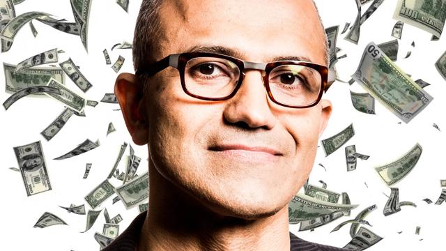 Amerika'da En Çok Para Kazanan CEO Microsoft'tan Satya Nadella