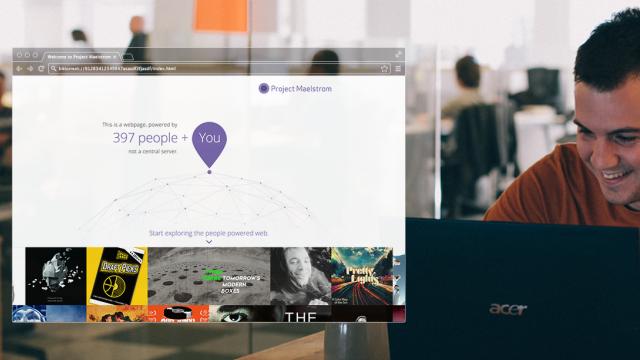 BitTorrent'in Tarayıcısı Project Maelstrom ile Tanışın!