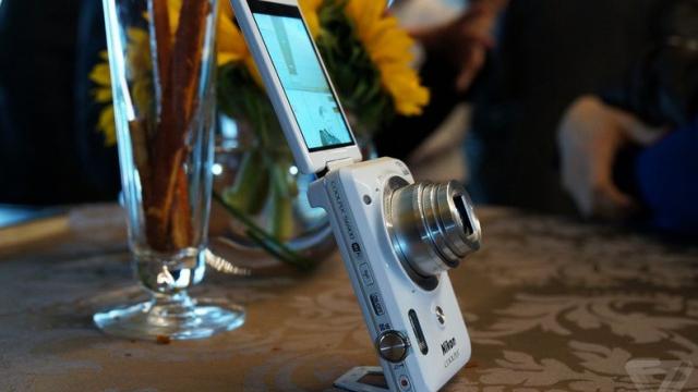Selfie Çekebilen Dijital Kamera Nikon Coolpix S6900