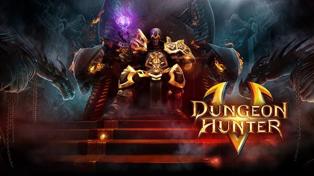 Dungeon Hunter 5 Çok Yakında Windows Phone ve Windows Mağazalarında Yerini Alacak