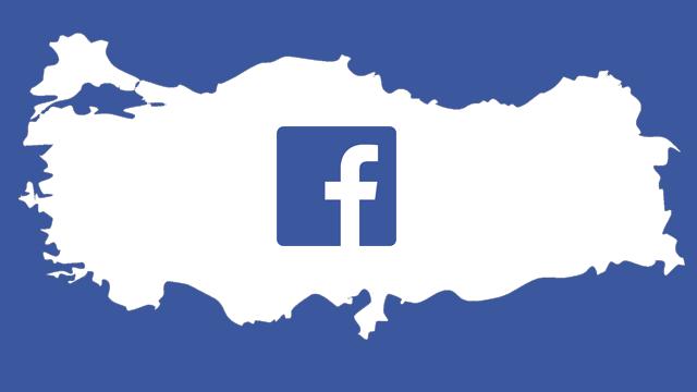 Türkiye Facebook Sansürlerinde Dünya İkincisi