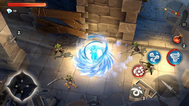 Haftanın Android Oyunu: Dungeon Hunter 5