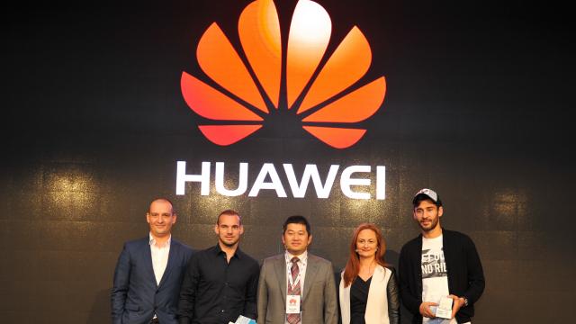 Huawei G7 ve Mate7 Türkiye Lansmanları Gerçekleştirildi