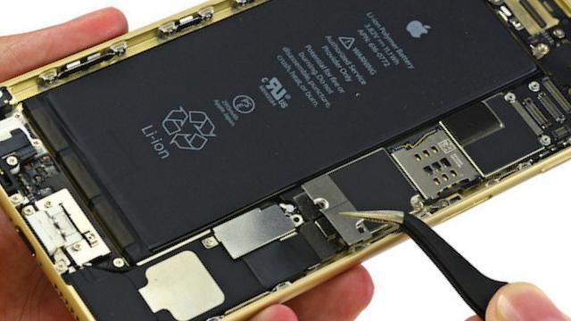 iPhone 6 Plus Parçalarına Ayrıldı