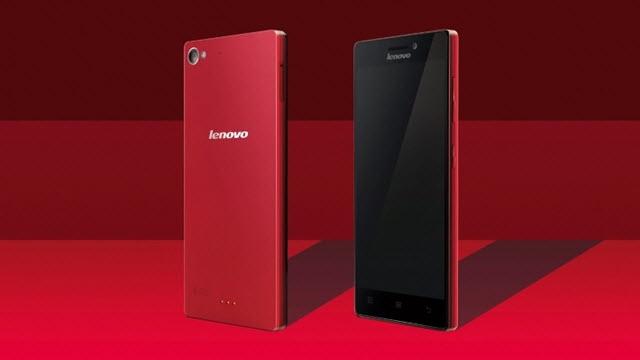 Lenovo'dan 2 Yeni Android Telefon: VIBE X2 & VIBE Z2