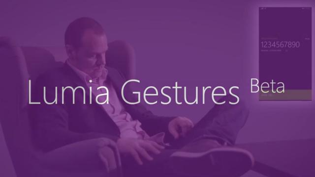 Windows Phone Gestures Uygulamasıyla Cihazınızı Hareket Kontrolüyle Yönetin