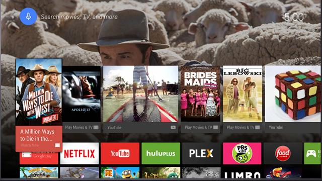 Nexus Player, Google'ın İlk Android TV Cihazı Olacak