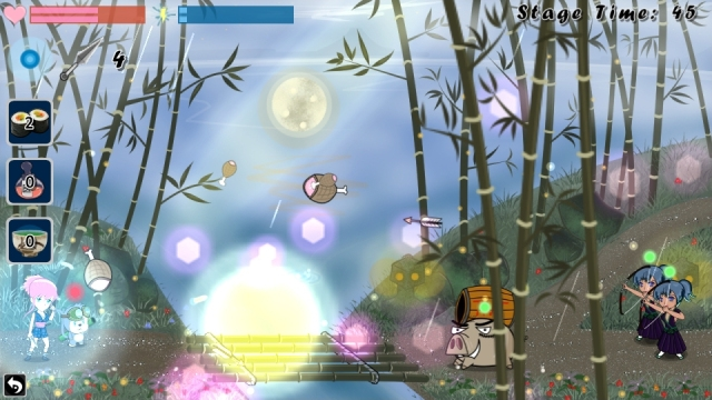 Haftanın Android Oyunu: Ninja Girl: RPG Defense