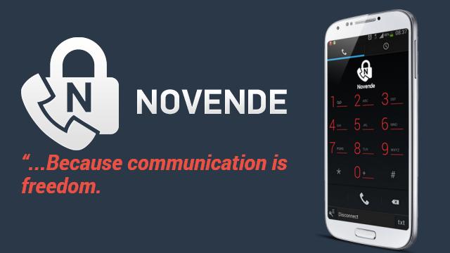Novende ile Telefon Konuşmalarınızı Kimse Dinleyemeyecek