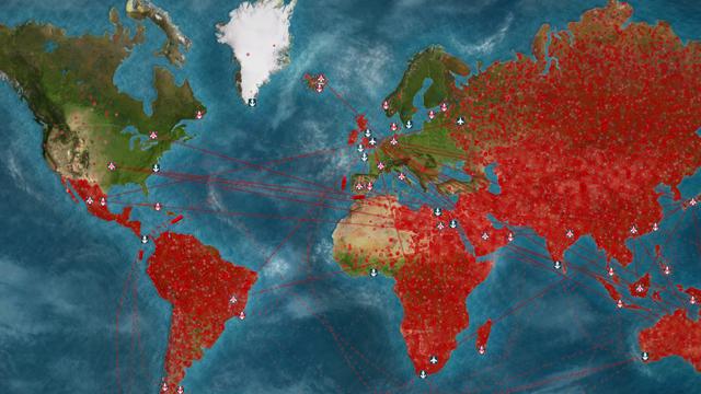Küresel Ebola Tehdidiyle Birlikte Plague Inc. Oynayanların Sayısı Arttı