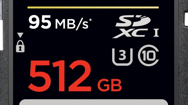 SanDisk 512 GB ile Dünyanın En Büyük SD Kartını Çıkardı