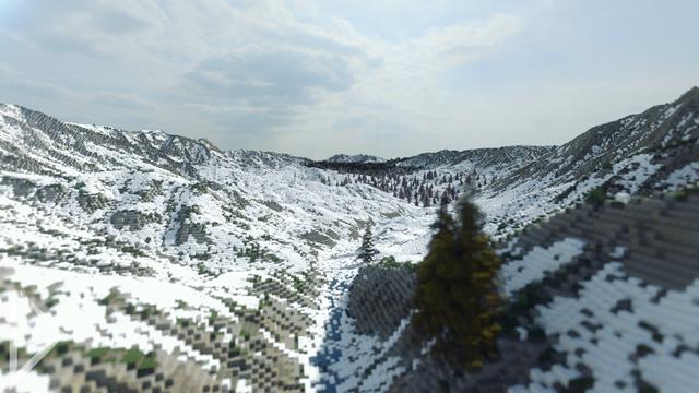 Minecraft'ın En Güzel Haritalarından Nefes Kesen Görüntüler