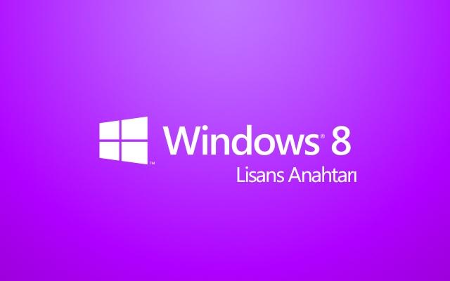 Windows 8 Lisans Anahtarınızı Bulmanın 3 Yolu