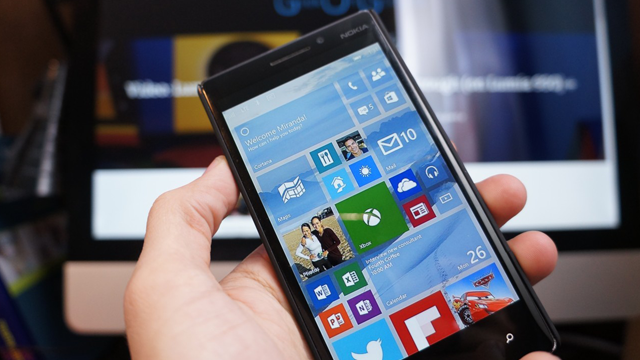 Windows 10 Telefonlarından Ulaşan Ekran Görüntülerinden Yeni Seçenekler Keşfedildi