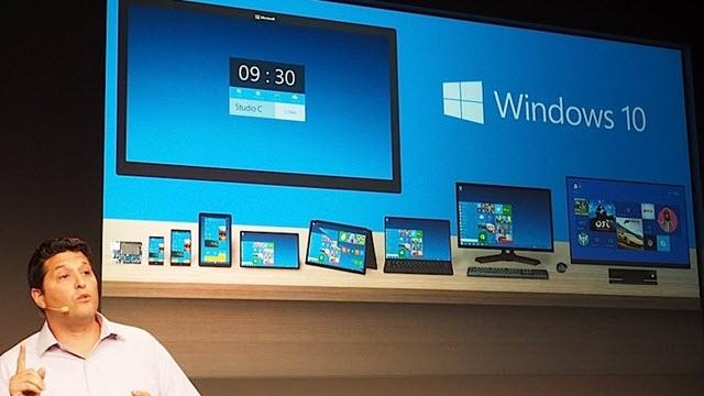 Windows 10 için Gelmesi Beklenen 10 Yeni Özellik